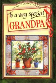 To a Very Special Grandpa (To Give and to Keep) (To-Give-and-to-Keep) PDF