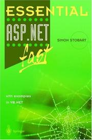 Essential ASP .NET Fast PDF
