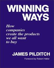 Winning Ways by James Pilditch