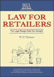 Law for Retailers PDF