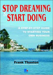Stop Dreaming and Start Doing PDF