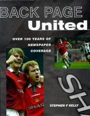 Back Page United by Stephen F. Kelly