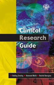 Clinical Research Guide PDF