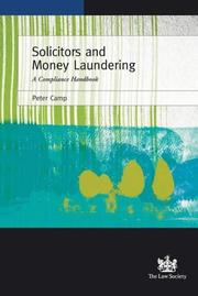 Solicitors and money laundering PDF