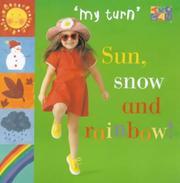 Sun, Snow and Rainbow! (My Turn) PDF