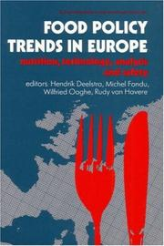 Food Policy Trends in Europe PDF