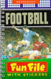 Football Fun File PDF