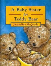 A Baby Sister for Teddy Bear PDF