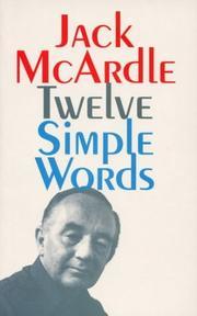 Twelve Simple Words PDF