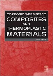 Corrosion-resistant Composite and Thermoplastic Materials PDF