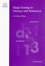 Target Setting in Literacy and Numeracy PDF