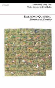 Elementary morality = PDF