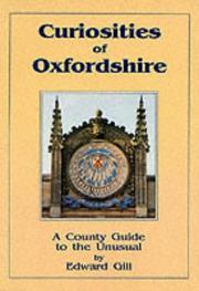 Curiosities of Oxfordshire