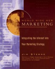 World Wide Web marketing by Jim Sterne