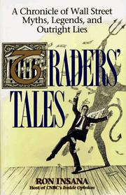 Traders' Tales by Ron Insana