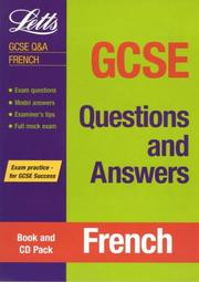 GCSE Questions and Answers French (GCSE Questions & Answers) PDF