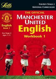 Manchester United English (Official Manchester United Workbooks) by Louis Fidge