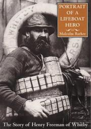 Portrait of a Lifeboat Hero by Malcolm Barker