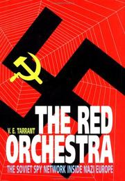 The Red orchestra by V. E. Tarrant