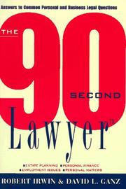 The 90 second lawyer PDF