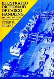 Illustrated Dictionary of Cargo Handling (Maritime & Transport Law Library) PDF
