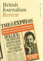 British Journalism Review PDF