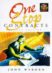 One Stop Contracts (One Stop) PDF