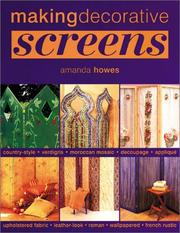 Making Decorative Screens PDF