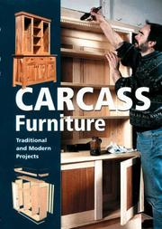 Carcass Furniture (Furniture & Cabinetmaking Mag)