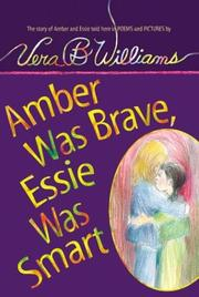 Amber Was Brave, Essie Was Smart PDF