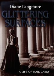 Glittering surfaces by Diane Langmore