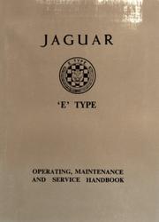 Jaguar E Type 3.8 Ser 1 Handbook (Official Owners' Handbooks) PDF