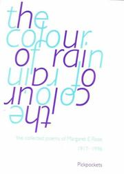 The Colour of Rain (Pickpocket Poets) PDF