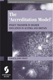The 'Accreditation Model' PDF