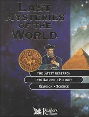 Lost Mysteries of the World (Reference)