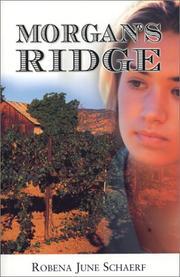Morgan's Ridge PDF