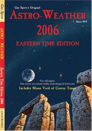 Astro-weather 2006 - Eastern Time Zone PDF