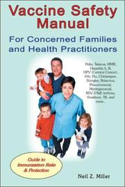Vaccine safety manual for concerned families and health practitioners PDF