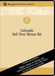 Colorado Sell Your House Kit