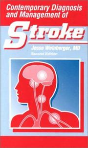 Contemporary Diagnosis and Management of Stroke PDF