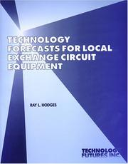 Technology Forecasts for Local Exchange Circuit Equipment PDF