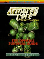 Armored Core: Project by Keith M. Kolmos