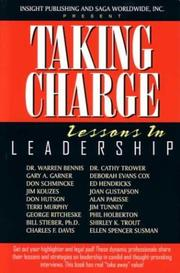 Taking Charge Lessons In Leadership PDF