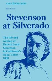 Stevenson at Silverado by Anne Roller Issler