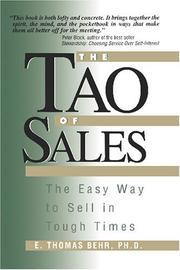The Tao of Sales PDF