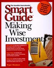 Smart Guide to making wise investments by Gordon K. Williamson