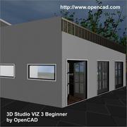 3D Studio VIZ 3 Beginner by OpenCAD PDF