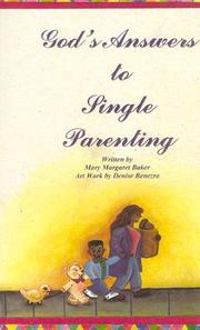 God's Answers to Single Parenting PDF