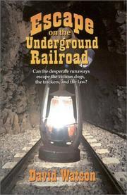 Escape on the Underground Railroad PDF