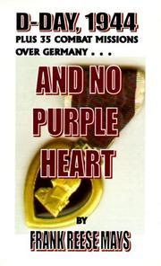 And No Purple Heart